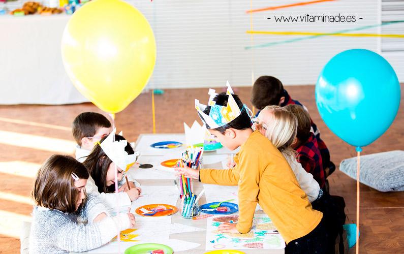 imprimibles para decorar fiestas infantiles