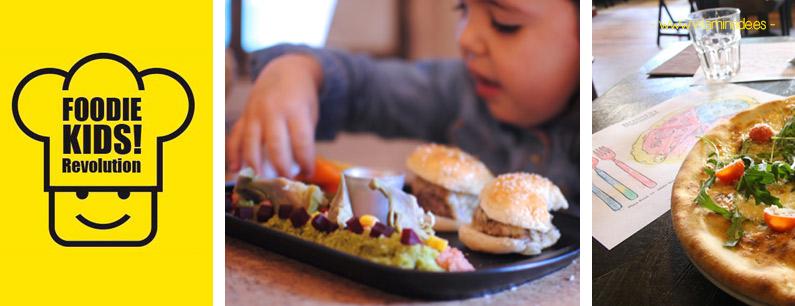 Revolucionemos el menú infantil