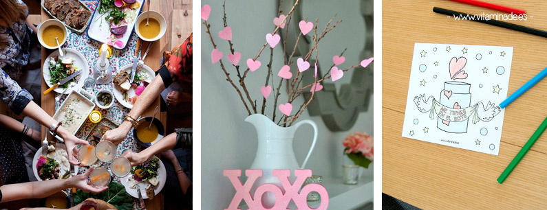 Celebra San Valentín con amor del bueno