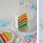 De tartas, galletas y mesas dulces